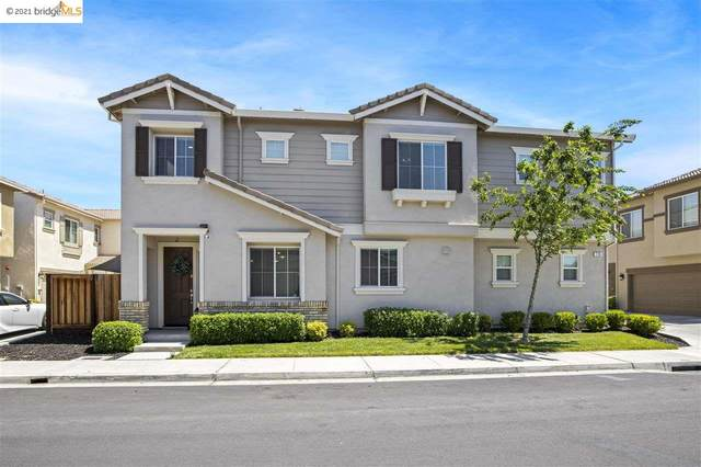 116 Fresco Ct, Brentwood, CA 94513 (#EB40949154) :: The Realty Society