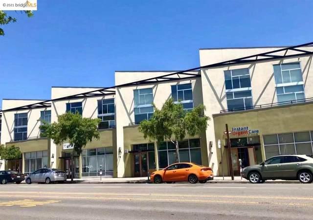 2400 Dowling Pl 9, Berkeley, CA 94705 (#EB40949156) :: Schneider Estates
