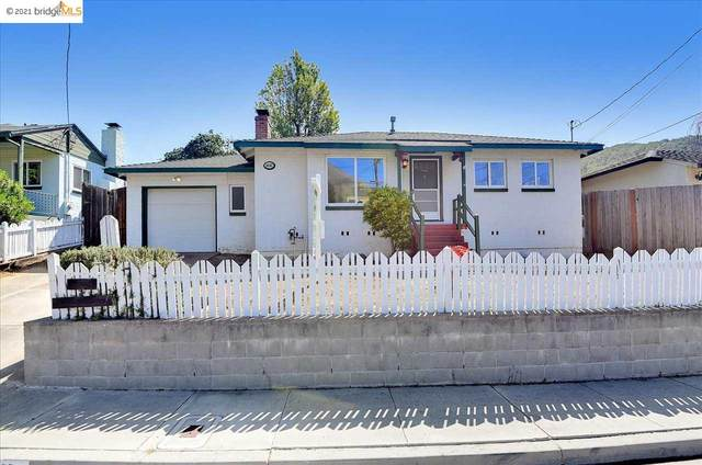 38062 Stenhammer Dr, Fremont, CA 94536 (#EB40949161) :: Schneider Estates