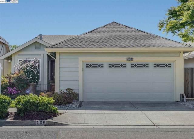 109 Avington Rd, Alameda, CA 94502 (#BE40948194) :: Schneider Estates