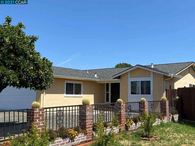 151 Fiddletown Ct, Vallejo, CA 94589 (#CC40949162) :: The Goss Real Estate Group, Keller Williams Bay Area Estates