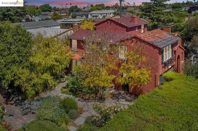 661 29Th St, Richmond, CA 94804 (#EB40949171) :: The Goss Real Estate Group, Keller Williams Bay Area Estates