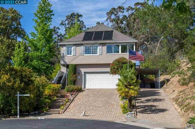 22 Kilgo Ct, Pleasant Hill, CA 94523 (#CC40949177) :: The Goss Real Estate Group, Keller Williams Bay Area Estates