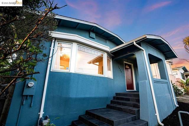 1426 Macarthur Blvd, Oakland, CA 94602 (#EB40945123) :: Alex Brant