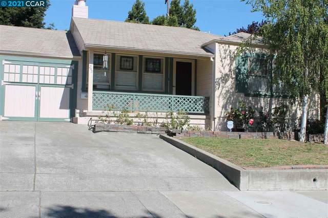 245 Daniels Ave, Vallejo, CA 94590 (#CC40949199) :: Schneider Estates