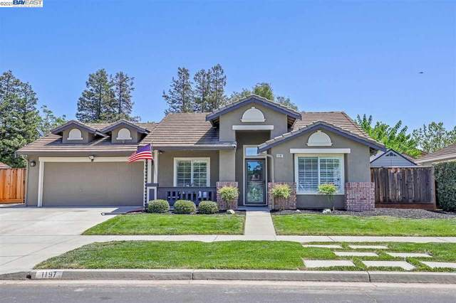 1197 Meadow Dr, Livermore, CA 94551 (#BE40949220) :: Alex Brant