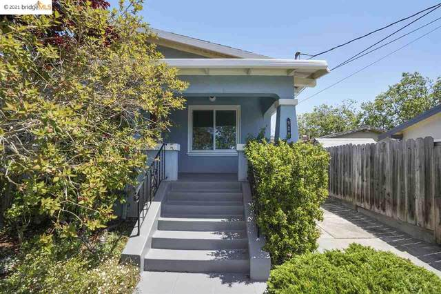 929 Santa Fe, Albany, CA 94706 (#EB40949234) :: The Goss Real Estate Group, Keller Williams Bay Area Estates