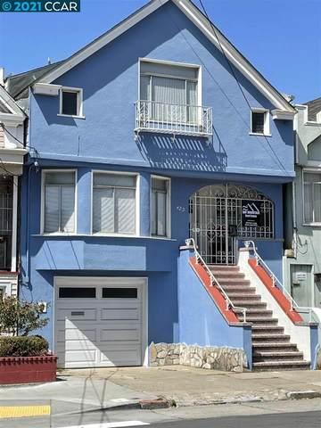 423 Silver Ave, San Francisco, CA 94112 (#CC40949266) :: Intero Real Estate