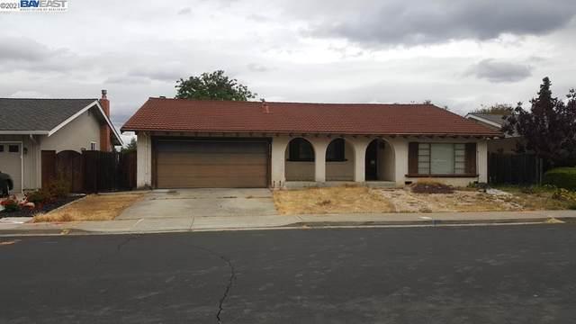 4933 Drywood St, Pleasanton, CA 94588 (#BE40949281) :: Olga Golovko