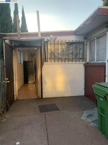 2101 Fruitvale Ave, Oakland, CA 94601 (#BE40949307) :: Olga Golovko