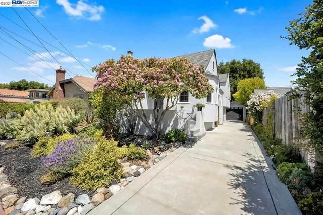 2711 Buena Vista Avenue, Alameda, CA 94501 (#BE40949319) :: Intero Real Estate