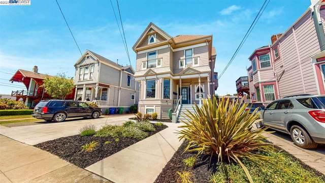 877 Walnut St, Alameda, CA 94501 (#BE40949321) :: Real Estate Experts