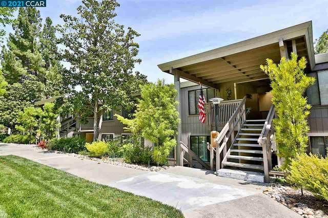 1300 Canyonwood Ct 10, Walnut Creek, CA 94595 (#CC40945489) :: The Gilmartin Group