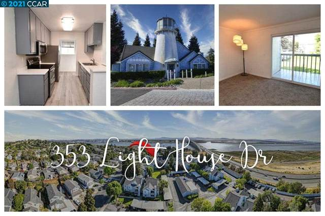 353 Lighthouse Dr, Vallejo, CA 94590 (#CC40949416) :: Live Play Silicon Valley