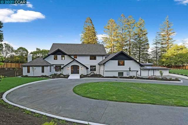 25 Montair Pl, Danville, CA 94526 (#CC40949435) :: Real Estate Experts