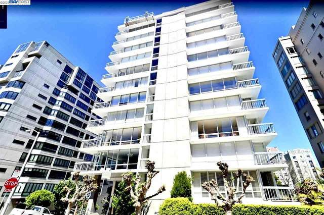 1998 Broadway 807, San Francisco, CA 94109 (#BE40949439) :: Strock Real Estate