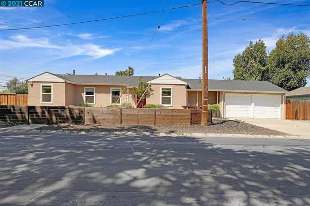 2704 Birch Ave, Concord, CA 94520 (#CC40949440) :: Schneider Estates