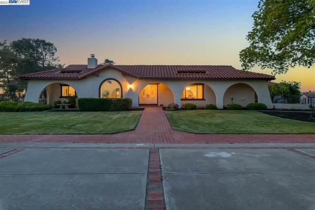 5658 Sunset Creek Ct, Pleasanton, CA 94566 (#BE40949309) :: Real Estate Experts