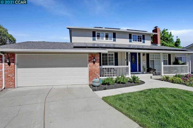 1381 Mossy Ct, Concord, CA 94521 (#CC40949196) :: Live Play Silicon Valley
