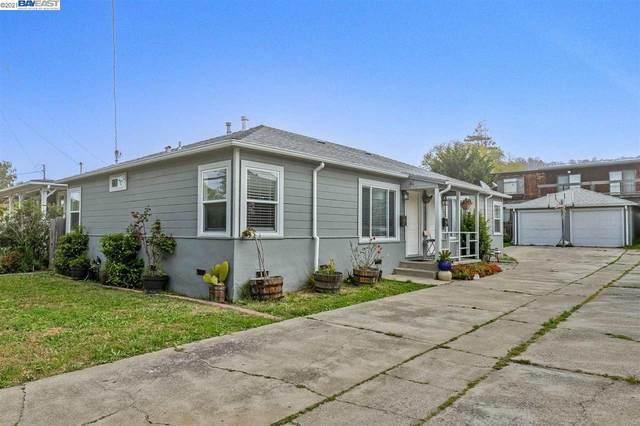 1532 Lexington Ave, El Cerrito, CA 94530 (#BE40949488) :: Paymon Real Estate Group