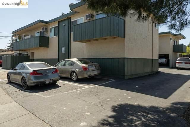 1641 Frisbie Court, Concord, CA 94520 (#EB40949506) :: Schneider Estates