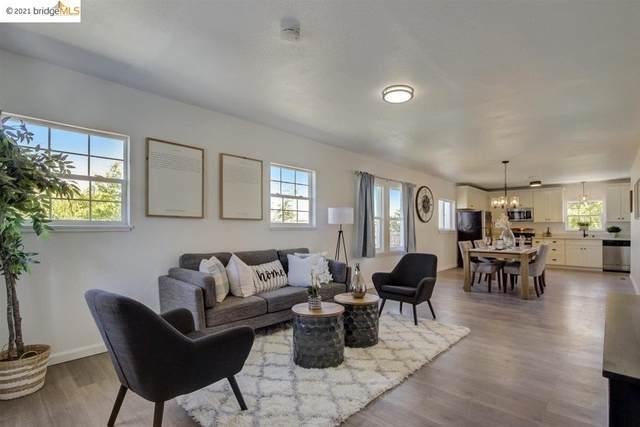 1736 70th Ave., Oakland, CA 94621 (#EB40949514) :: Schneider Estates