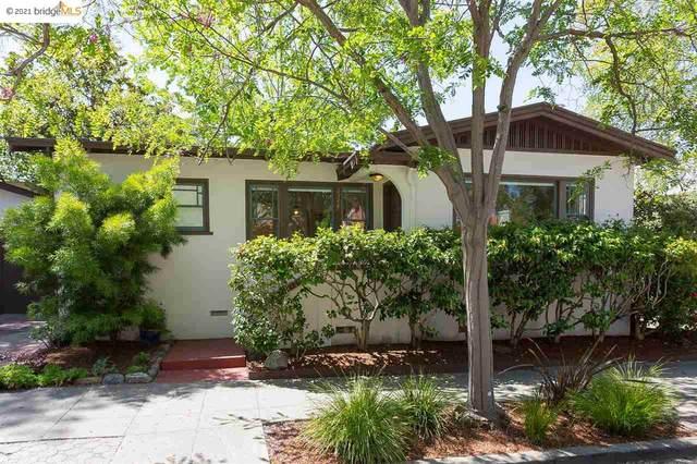 2344 Derby, Berkeley, CA 94705 (#EB40949522) :: Schneider Estates