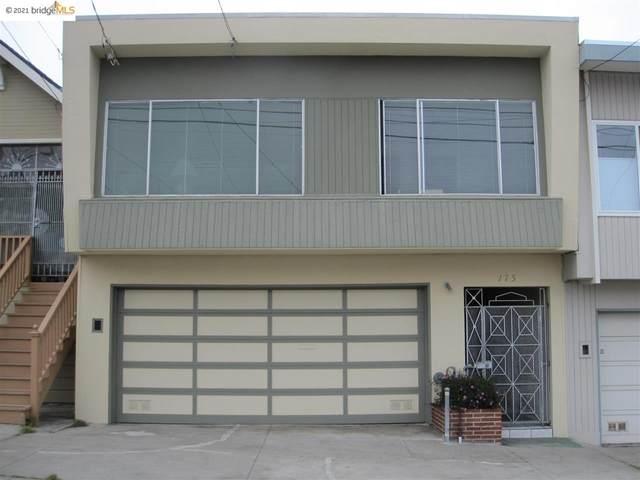 175 Granada Ave, San Francisco, CA 94112 (#EB40949544) :: Strock Real Estate