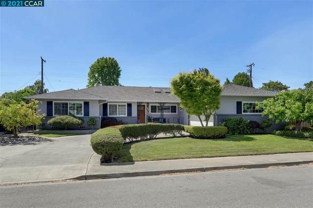 1742 Cherry Grove Dr, San Jose, CA 95125 (#CC40948177) :: Robert Balina | Synergize Realty