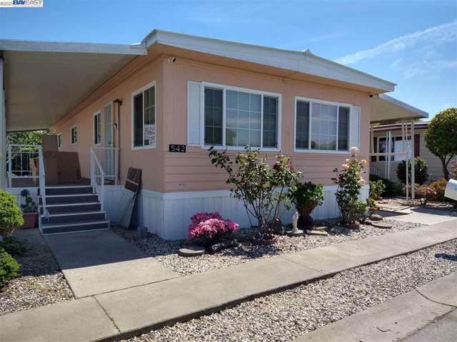 1150 W Winton 542, Hayward, CA 94545 (#BE40949608) :: Olga Golovko