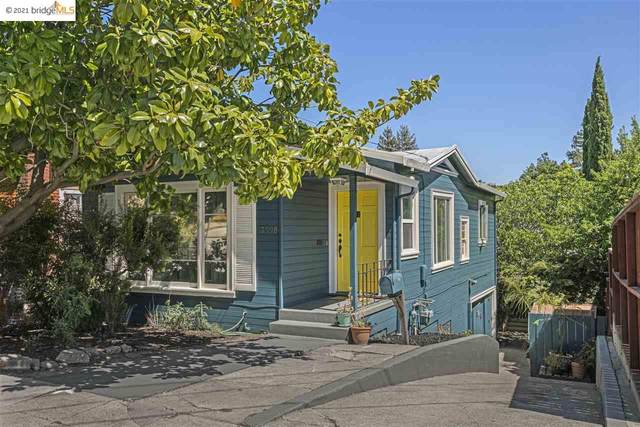 3598 Lincoln Ave, Oakland, CA 94602 (#EB40949633) :: Live Play Silicon Valley