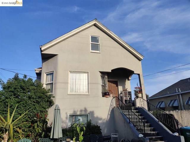 Chestnut St, Oakland, CA 94608 (#EB40949634) :: Intero Real Estate