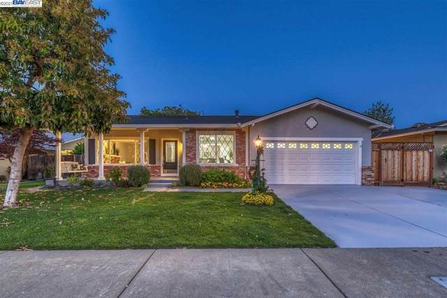 1823 Brooktree, Pleasanton, CA 94566 (#BE40949639) :: Intero Real Estate