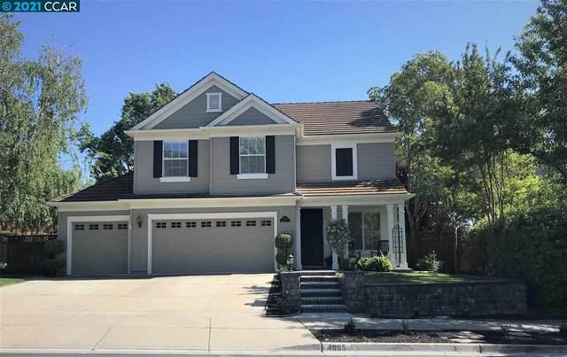 4005 Emerson Drive, Livermore, CA 94551 (MLS #CC40949295) :: Compass