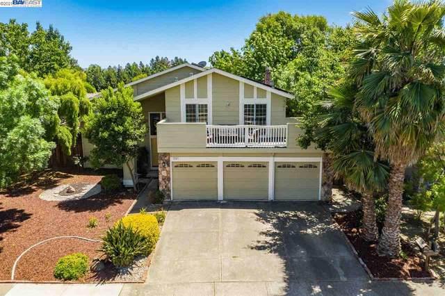 3264 Cheryl Cir, Pleasanton, CA 94588 (#BE40949680) :: Live Play Silicon Valley