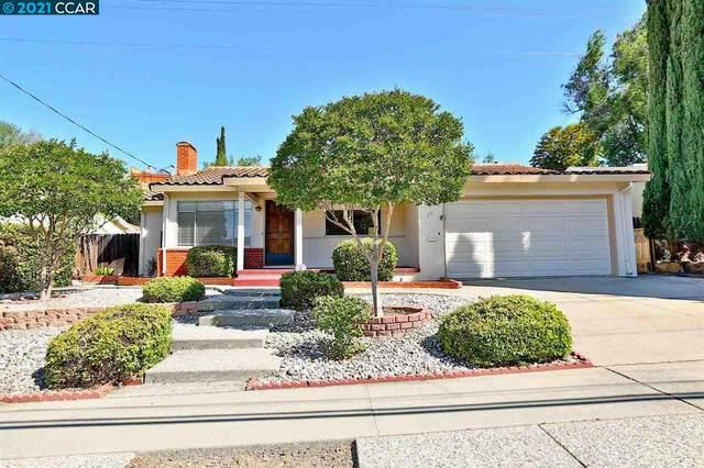 34 Clearbrook Rd, Antioch, CA 94509 (#CC40949113) :: Schneider Estates