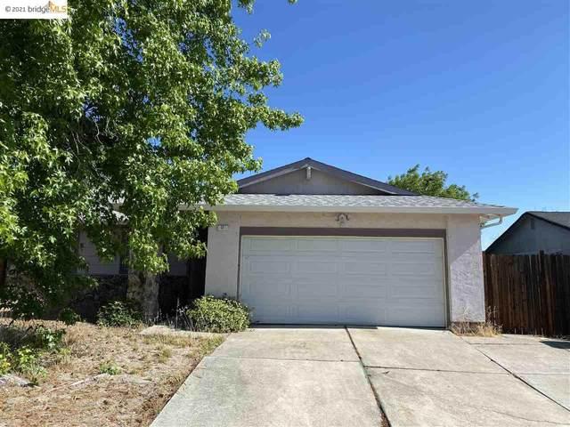 17 Palm Beach Way, Antioch, CA 94509 (#EB40949713) :: Schneider Estates