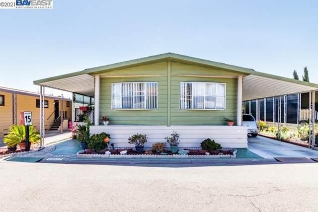 29077 Verdi Road 109, Hayward, CA 94544 (#BE40949723) :: Real Estate Experts