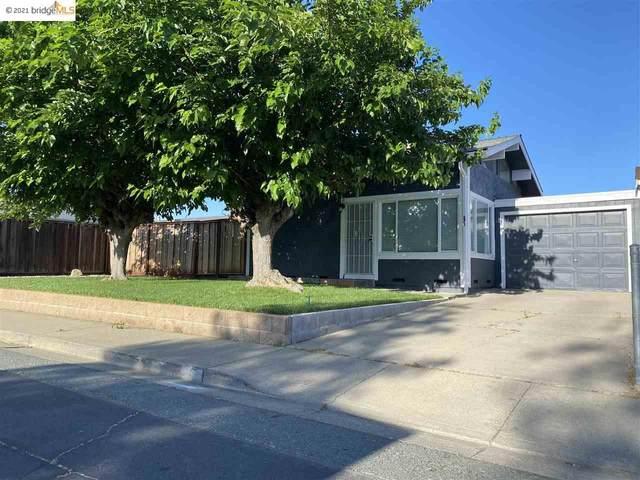 571 Norcross Ln, Oakley, CA 94561 (#EB40949726) :: Robert Balina | Synergize Realty