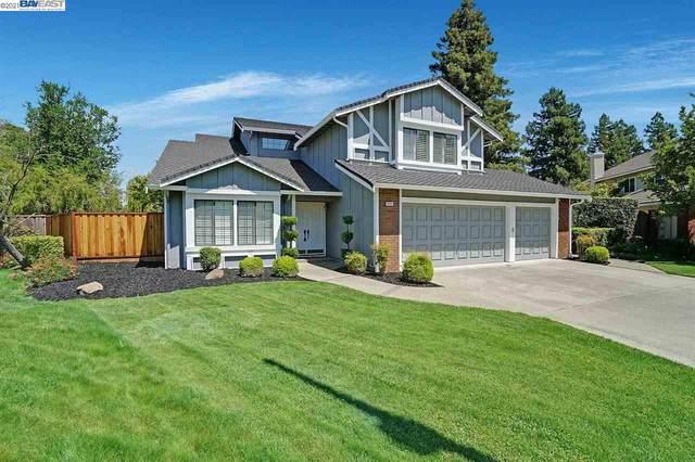 6955 Corte Antonio, Pleasanton, CA 94566 (#BE40949729) :: Intero Real Estate