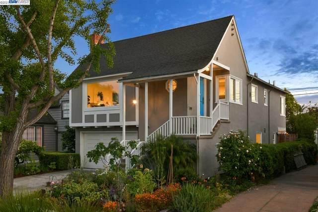 2828 Windsor Drive, Alameda, CA 94501 (#BE40949735) :: Intero Real Estate