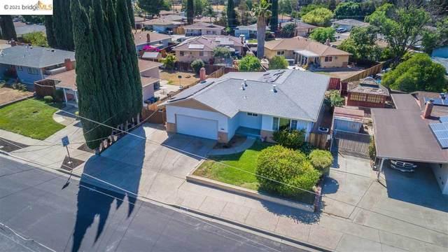 2408 Kennedy Way, Antioch, CA 94509 (#EB40949741) :: Schneider Estates