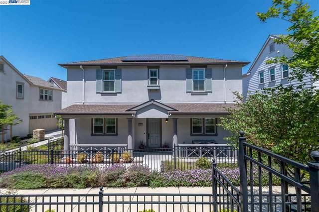 4407 Sunset View Dr, Dublin, CA 94568 (#BE40949755) :: Schneider Estates