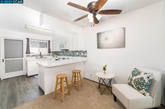 1851 Harrison St 15, Concord, CA 94520 (#CC40949547) :: Schneider Estates