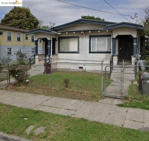 9304 Sunnyside St, Oakland, CA 94603 (#EB40949765) :: Live Play Silicon Valley