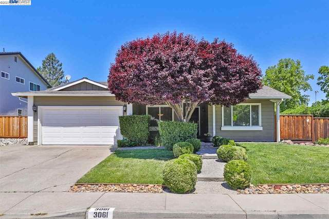 3061 Newport Ave, San Ramon, CA 94583 (#BE40949268) :: Schneider Estates