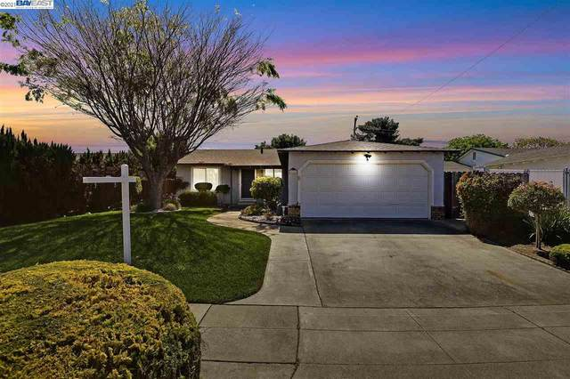 4566 Todd St, Fremont, CA 94538 (#BE40949779) :: The Gilmartin Group
