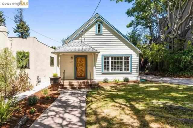 1347 Mcgee Avenue, Berkeley, CA 94703 (#EB40949796) :: Schneider Estates