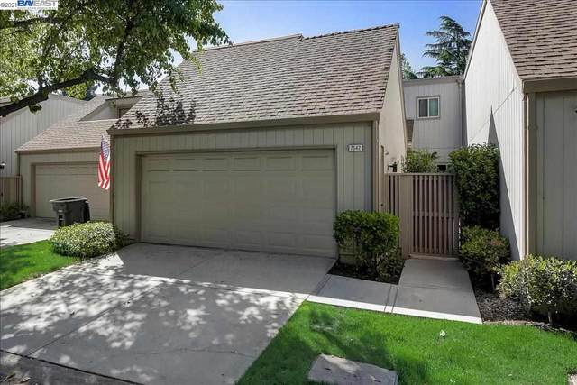 7542 Rosedale Ct, Pleasanton, CA 94588 (#BE40949810) :: The Gilmartin Group
