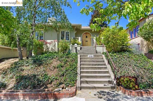 1218 Colusa Avenue, Berkeley, CA 94707 (#EB40949874) :: Olga Golovko